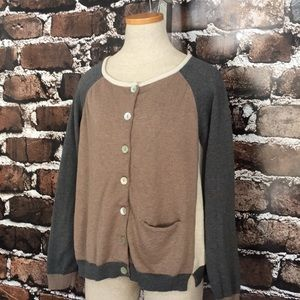 Anthropologie Lili's Closet Cardigan Pocket Medium